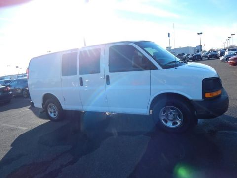 Used Chevrolet Express Van G1500 LS