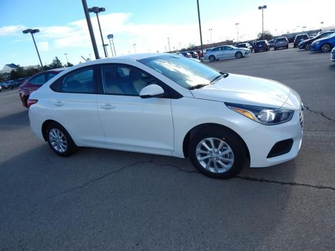 New Hyundai Accent SEL
