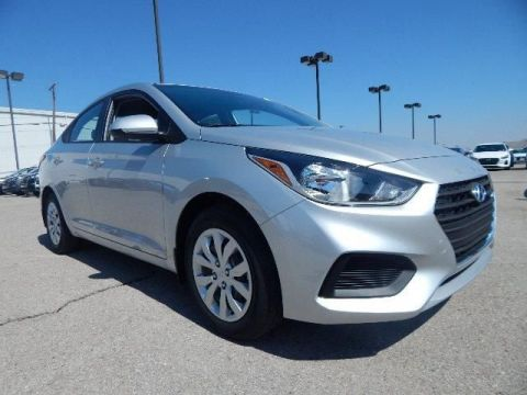 New Hyundai Accent SE