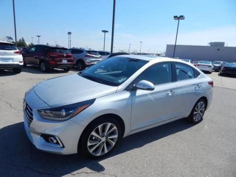 New Hyundai Accent Limited