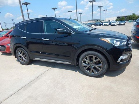 New 2017 Hyundai Santa Fe Sport 2.0T Ultimate with Navigation