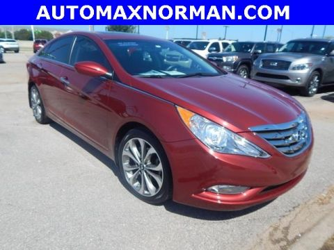 Certified Used Hyundai Sonata Limited 2.0T