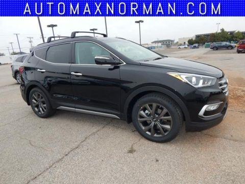 New 2017 Hyundai Santa Fe Sport 2.0L Turbo Ultimate with Navigation