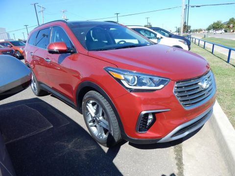 New 2018 Hyundai Santa Fe SE Ultimate