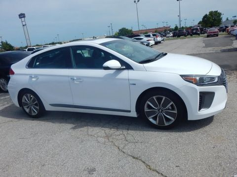 Certified Used Hyundai Ioniq Hybrid Limited