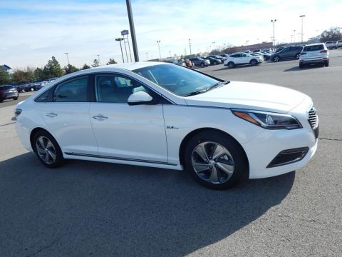 New Hyundai Sonata Hybrid Limited