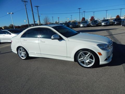 Used Mercedes-Benz C-Class C350