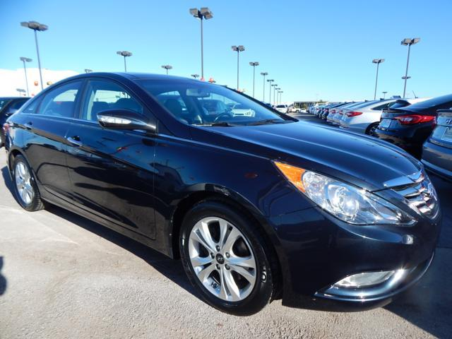 Certified Used Hyundai Sonata 4dr Sdn 2.4L Auto Limited