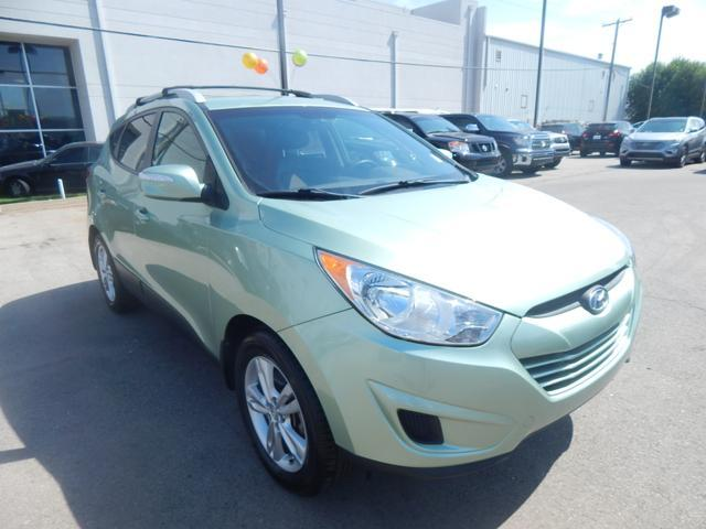 Certified Used Hyundai Tucson FWD 4dr Auto GLS