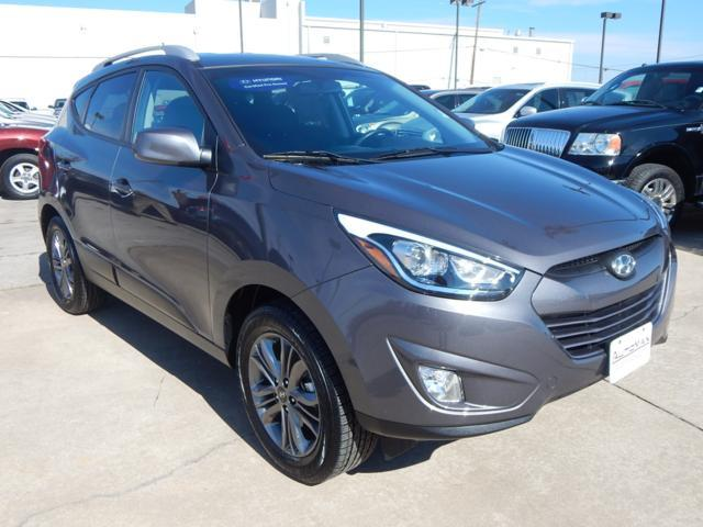Certified Used Hyundai Tucson FWD 4dr SE