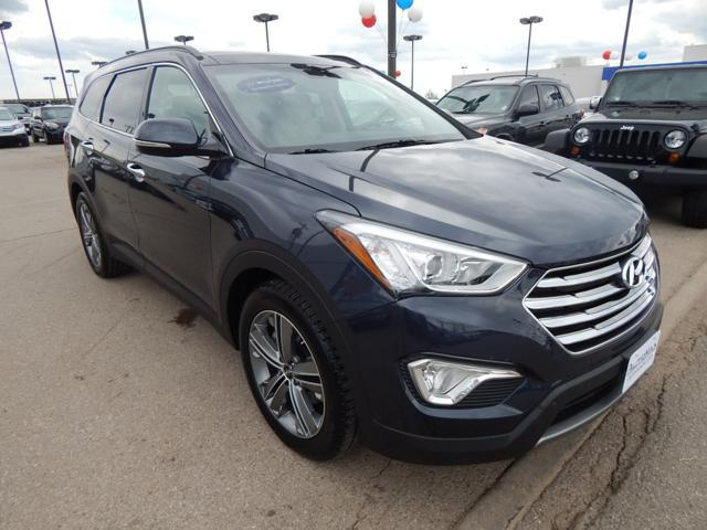 Used Hyundai Santa Fe AWD 4dr Limited *Ltd Avail*
